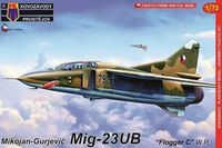 MiG-23UB Flogger C Warsaw Pact